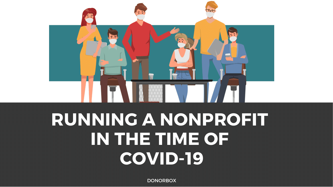 Running a Nonprofit in the Time of COVID-19